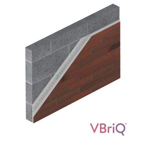 synthetic brick slip