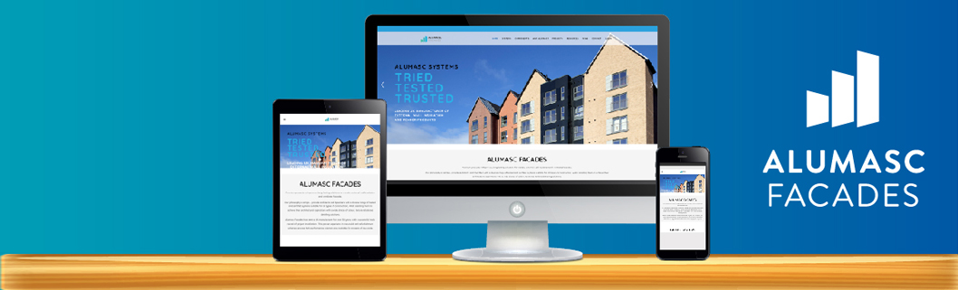 alumasc facades new website